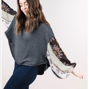 FP We The Free blossom Thermal Top